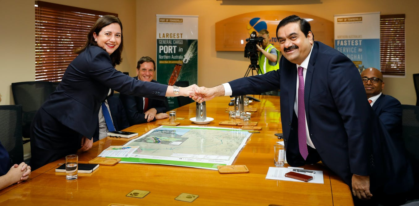 Image result for adani carmichael