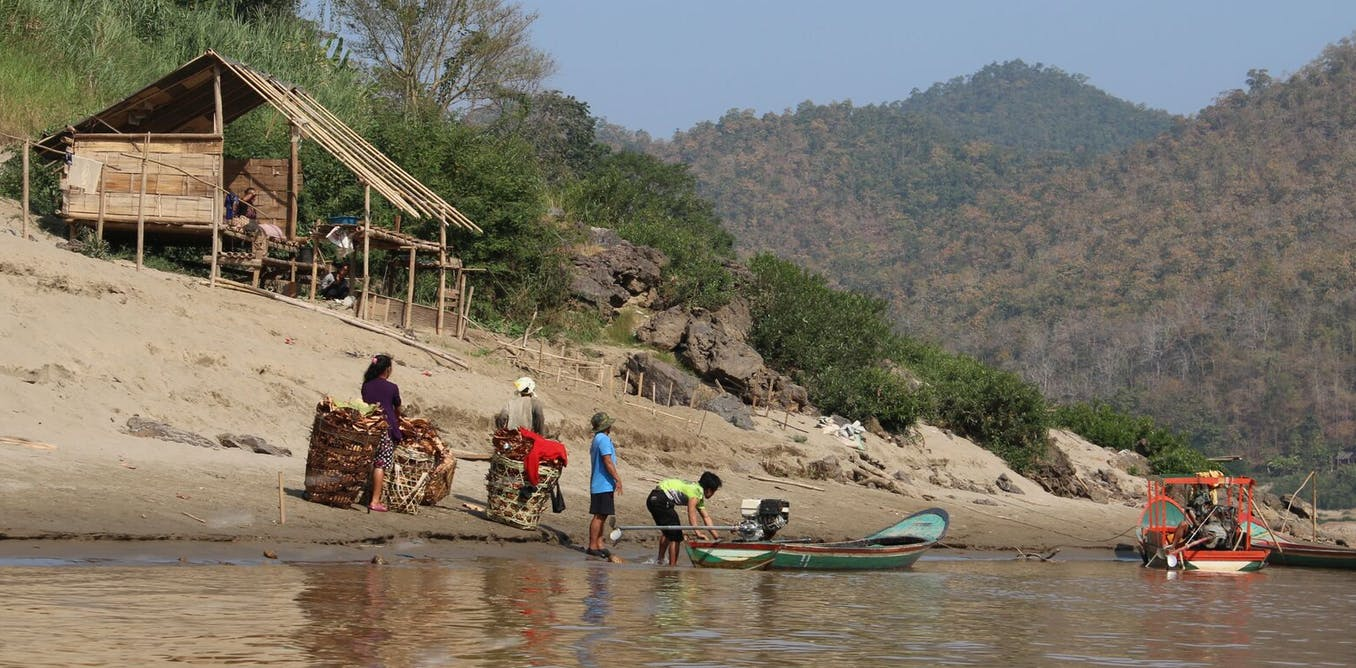 Dams on Myanmar's Irrawaddy river could fuel more conflicts in the country