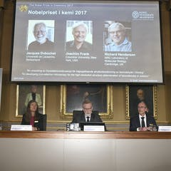 biochemistry news research and analysis the conversation page  announcement by nobel committee