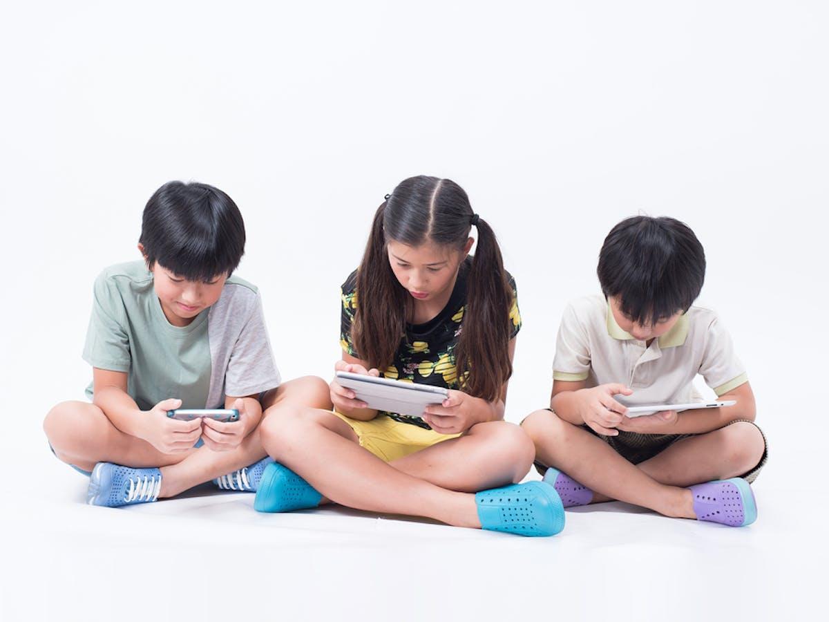 Anak Anak Dan Media Sosial Tidak Selalu Kabar Buruk