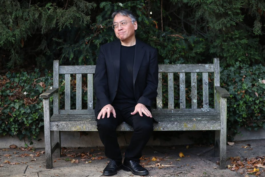 5c020e528e3 Nobel-winner Kazuo Ishiguro shows us the illusion of connection with the  world