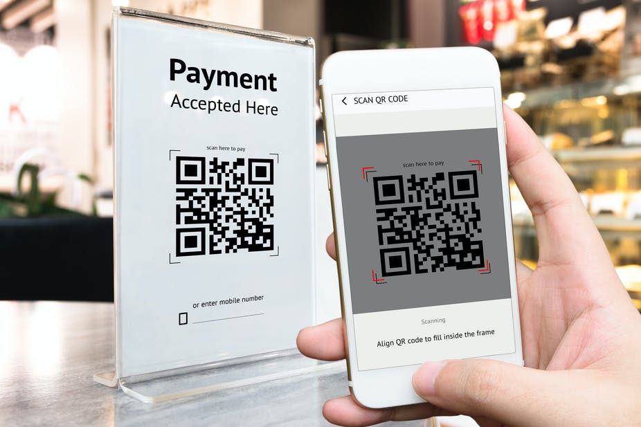 how to scan a qr code in mobile
