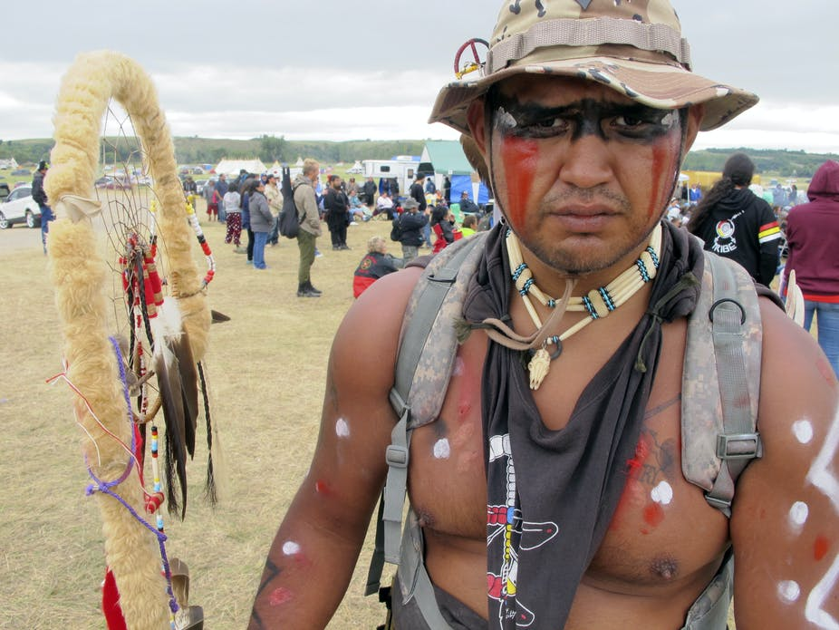 The 2016 Standing Rock protest was only the most recent manifestation of  the indigenous American values inherited by European settlers on this land. 369bc2a0ba7a