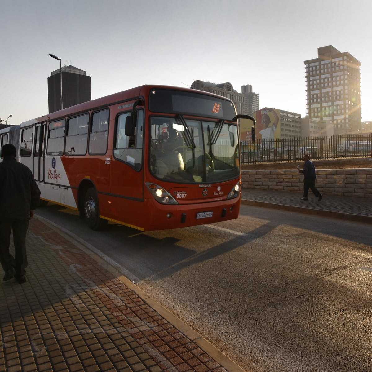 South Africa Needs To Revamp Its New Public Transport System