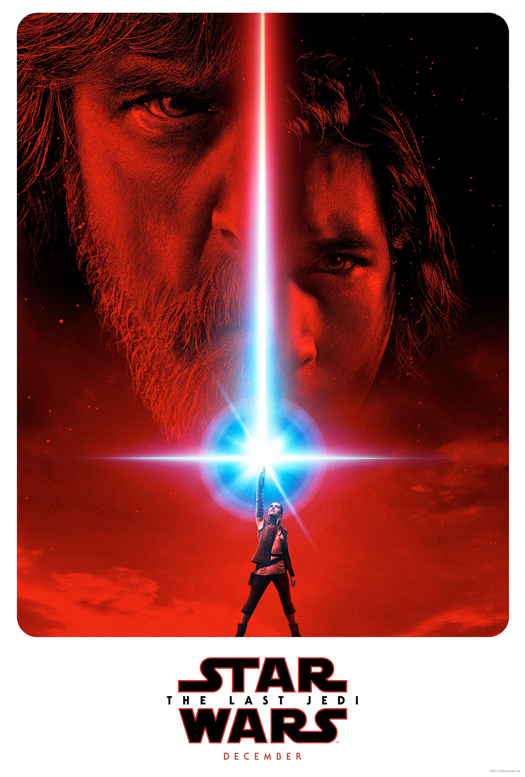 Star Wars Episode VIII: The Last Jedi - Poster