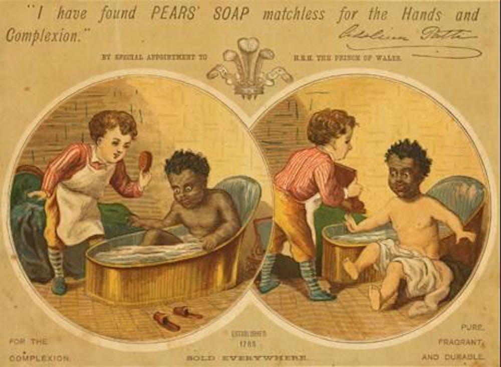 marketing mix of dove soap