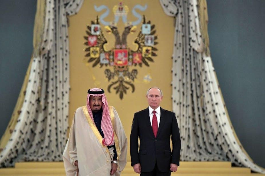 Russie–Arabie saoudite : un rapprochement qui agace Washington ?