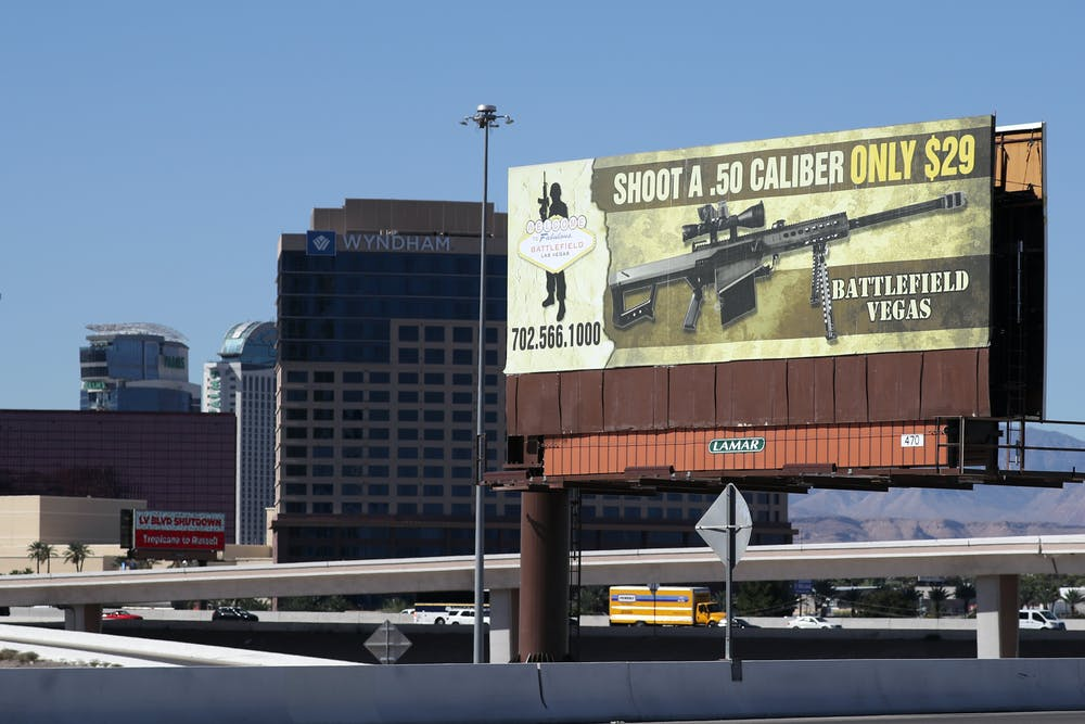 In Las Vegas Excess And Fantasy Bleed Into Tragedy