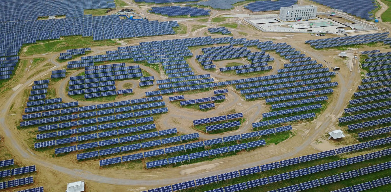 China's green planning for the world starts with infrastructure