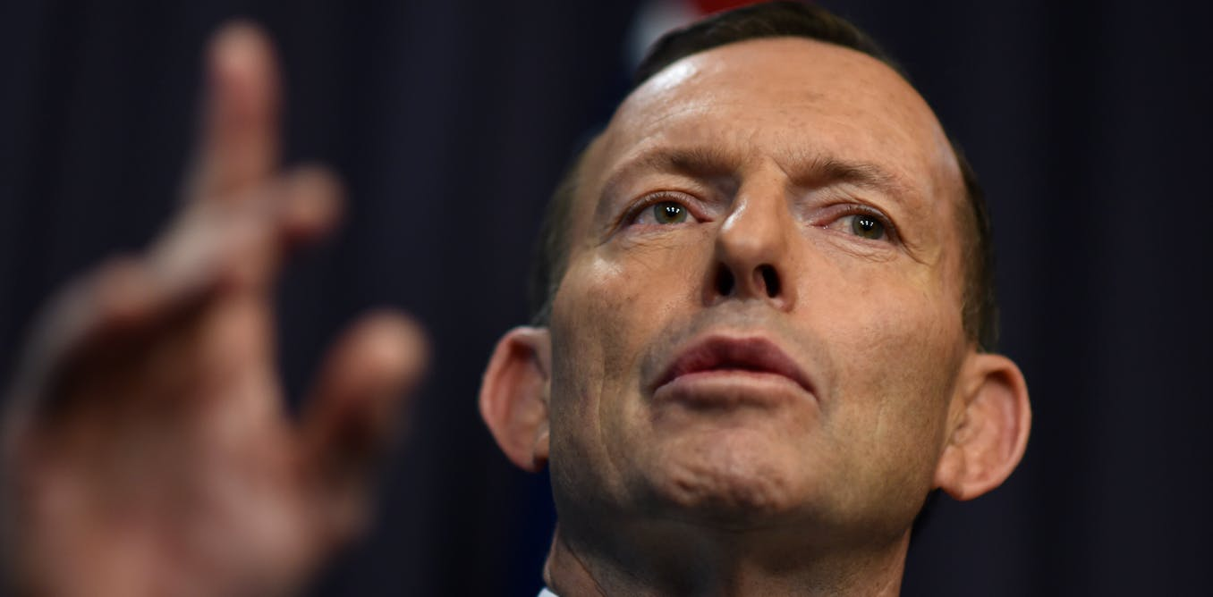 Research suggests Tony Abbott's climate views are welcome in the Hunter Valley