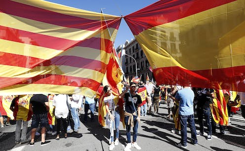Catalonia Spain And The Economic Consequences Of A Split