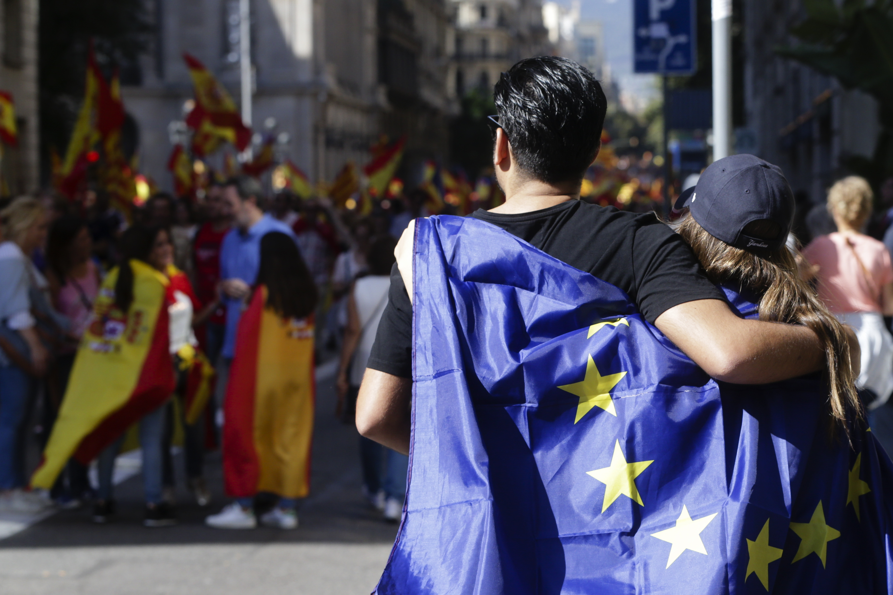 Spanish foreign minister calls Catalonia's leader speech a