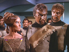 The original Klingons of the 1960s