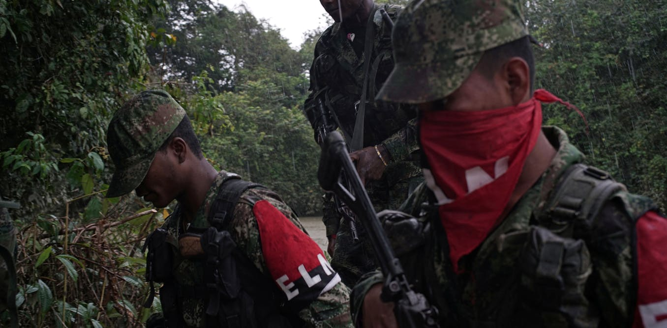 Peace makes strides in Colombia, but the battle is far from won