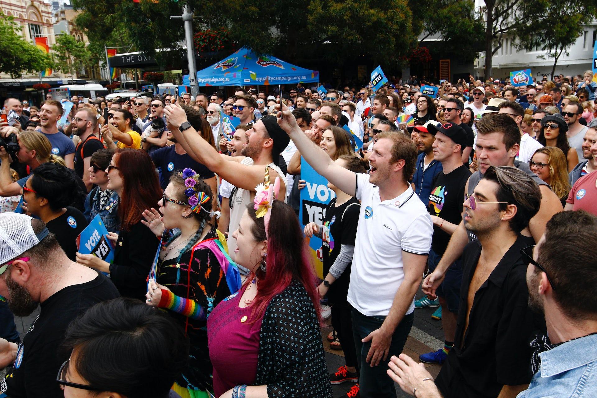 Marriage Equality Advanced in Washington State – Senate Vote Wednesday