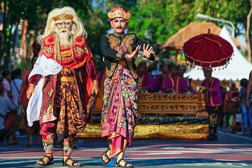 Tracing the origin of Indonesian people through genetics