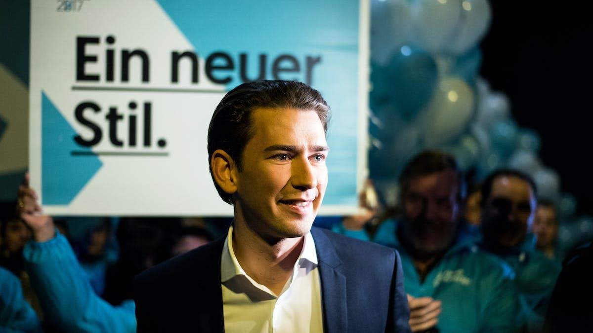 Sebastian Kurz: just who is Austria's fresh-faced new leader?