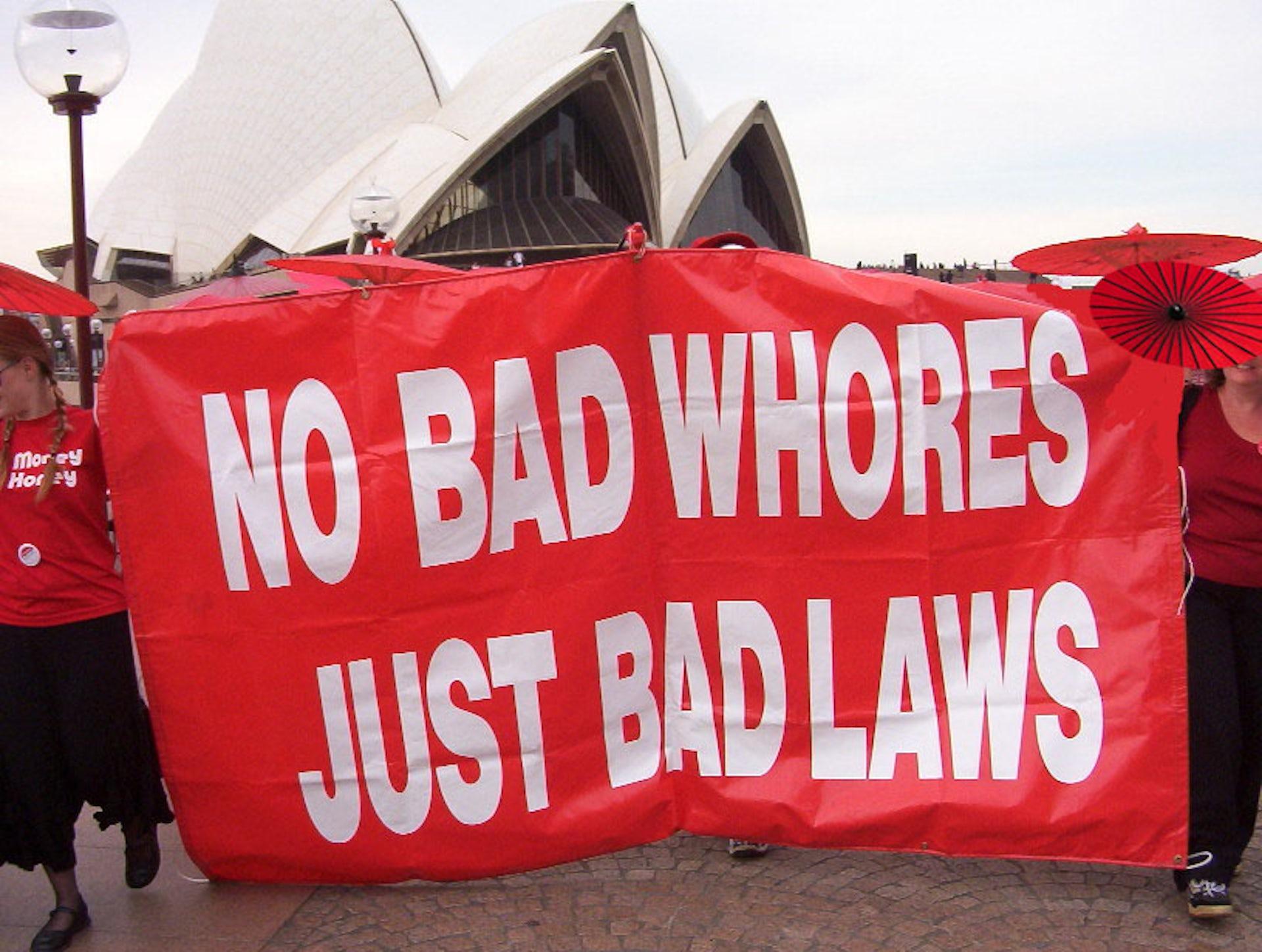 Queensland sex workers
