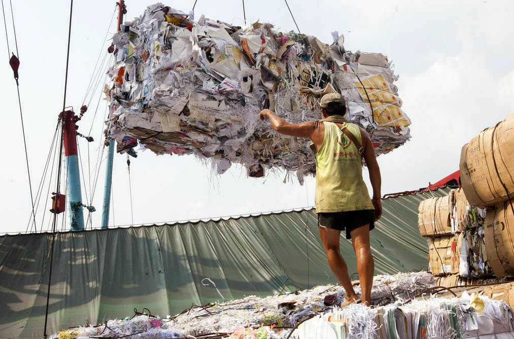 The good news about plastic waste