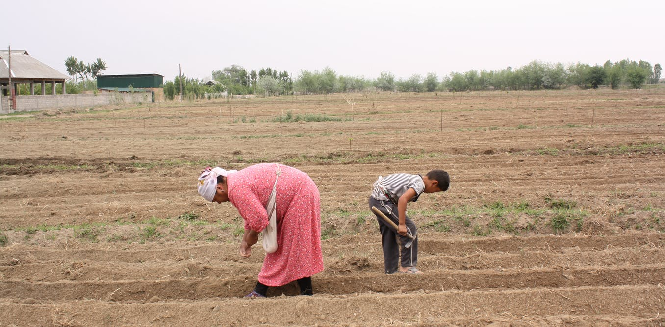 Kyrgyzstan: migrant women workers and a 'lost generation' of children