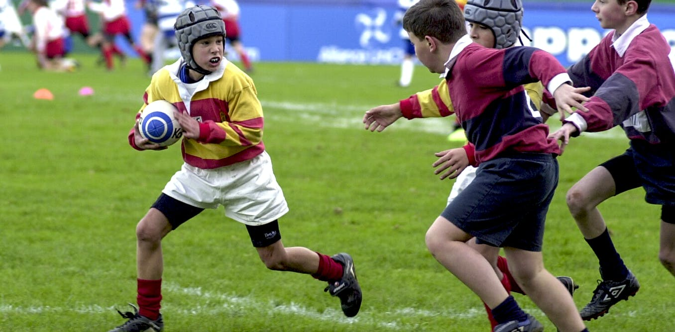 8ea95502ac5 Wearing protective headgear in rugby may increase the risk of serious  injury – new research