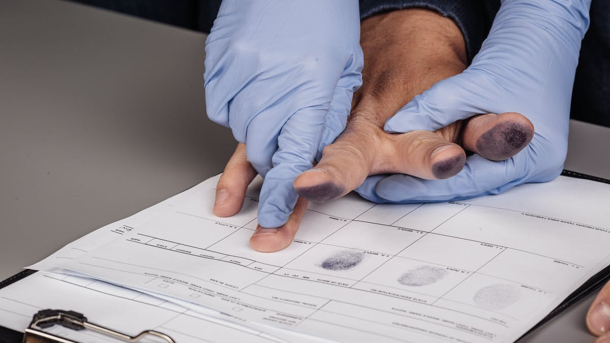 Fingerprinting To Solve Crimes Not As Robust As You Think