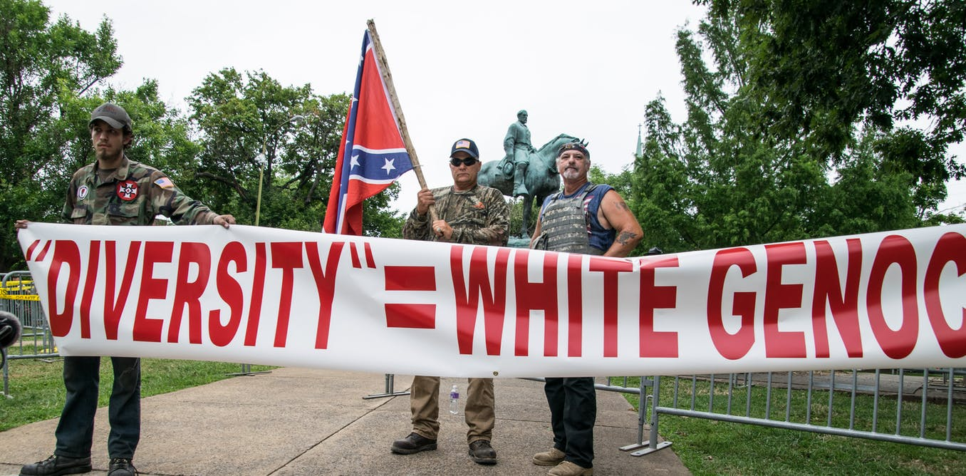 We cannot deny the violence of White supremacy any more