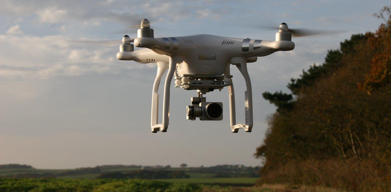Drones: chronique d'undécollageannoncé