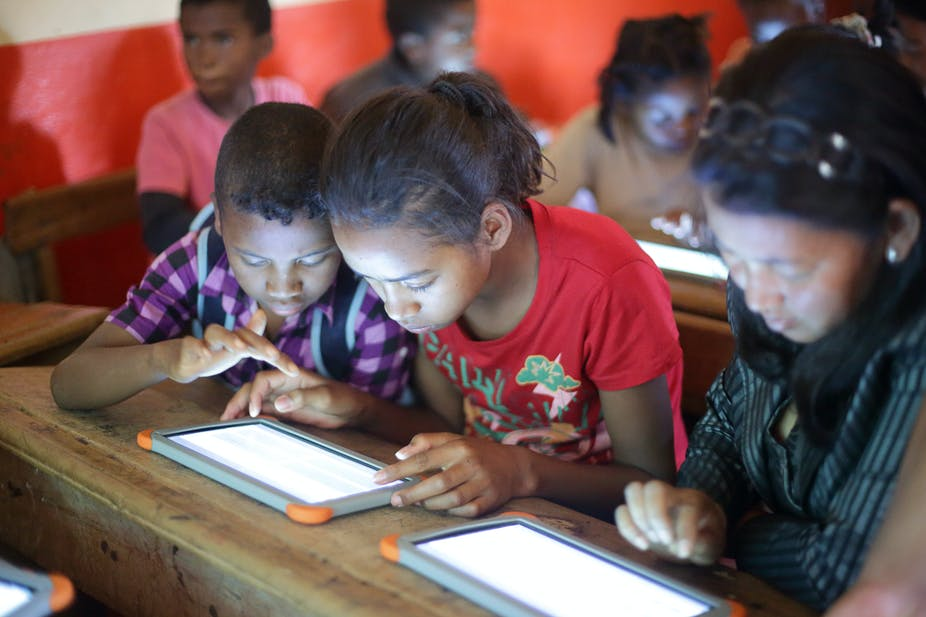 509c0840f1f4 How digital technology can help reinvent basic education in Africa