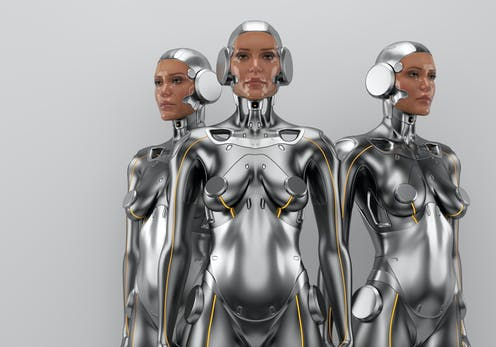 robotics science fiction and the search for the perfect artificial