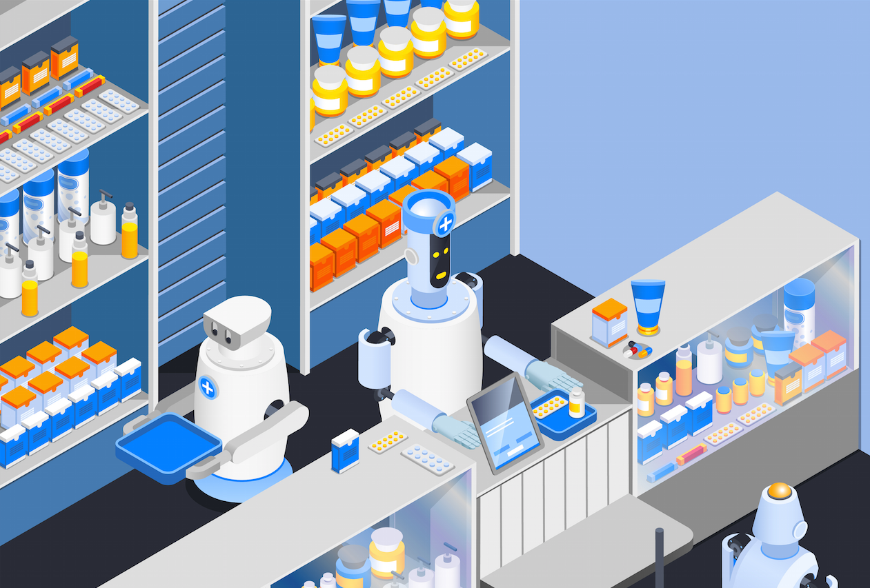 Replacing Pharmacists With Robots Isn T The Answer To