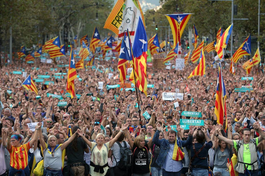 catalonia crisis shows spain s constitution is no longer fit for purpose