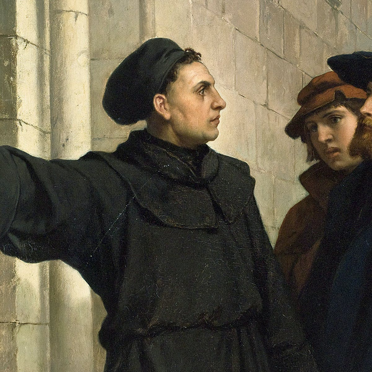 What Martin Luther S Reformation Tells Us About History And Memory