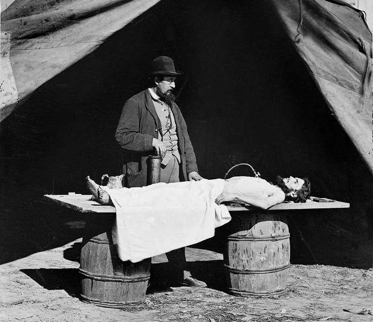 How Lincoln's embrace of embalming birthed the American