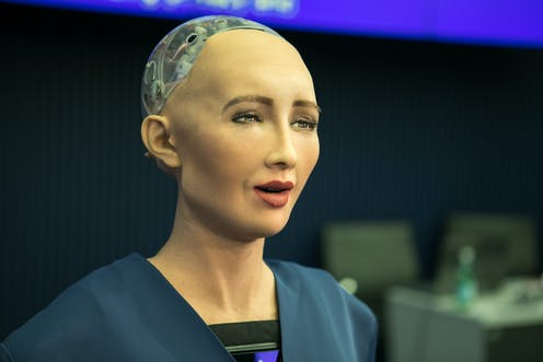 01c96a5d846d1 An AI professor explains  three concerns about granting citizenship to  robot Sophia