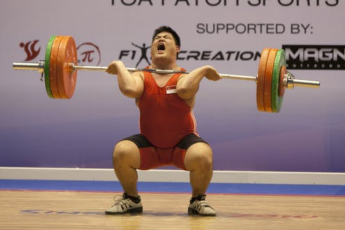 Weightlifters and divers offer a lesson for business in risk