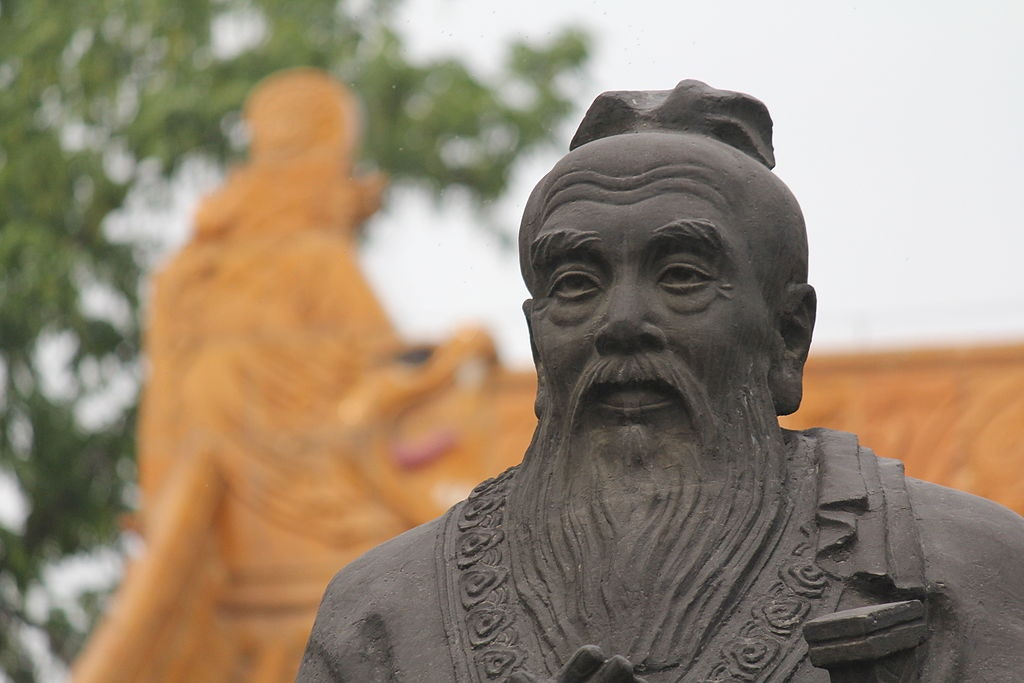 What Chinese philosophers can teach us about dealing with our own grief