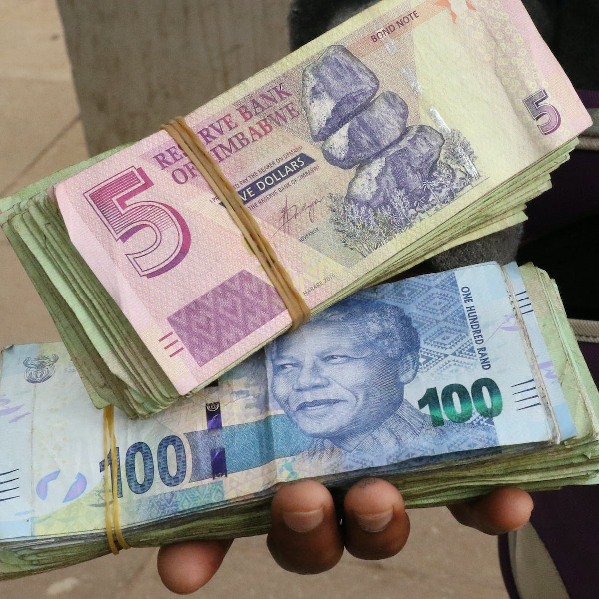 Zimbabwe S Financial System Is Living