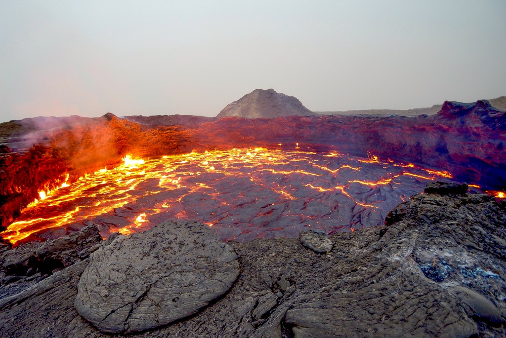 How To Turn A Volcano Into A Power Station With A Little