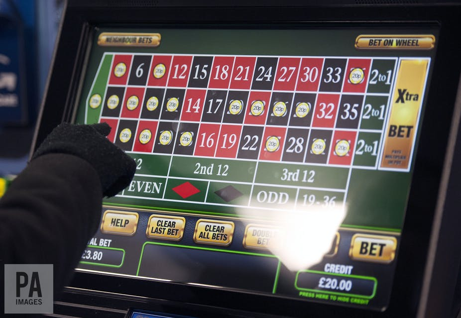 addiction filing schedule gambling