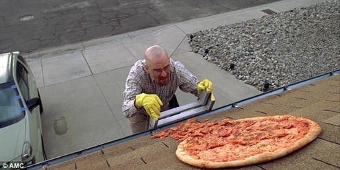 Pizza Delivery For Walter White The Pros And Cons Of Fan