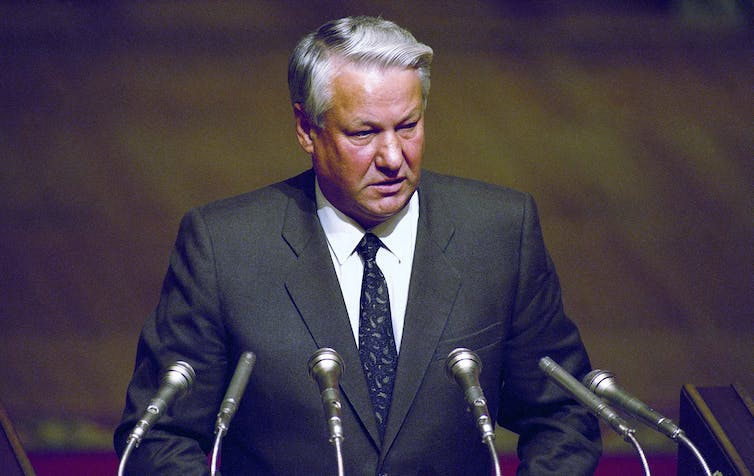 an examination of the political struggles and economic reforms of boris yeltsin Political struggles essay examples 2 total results an examination of the political struggles and economic reforms of boris yeltsin.