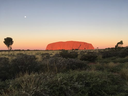 Why we are banning tourists from climbing Uluru