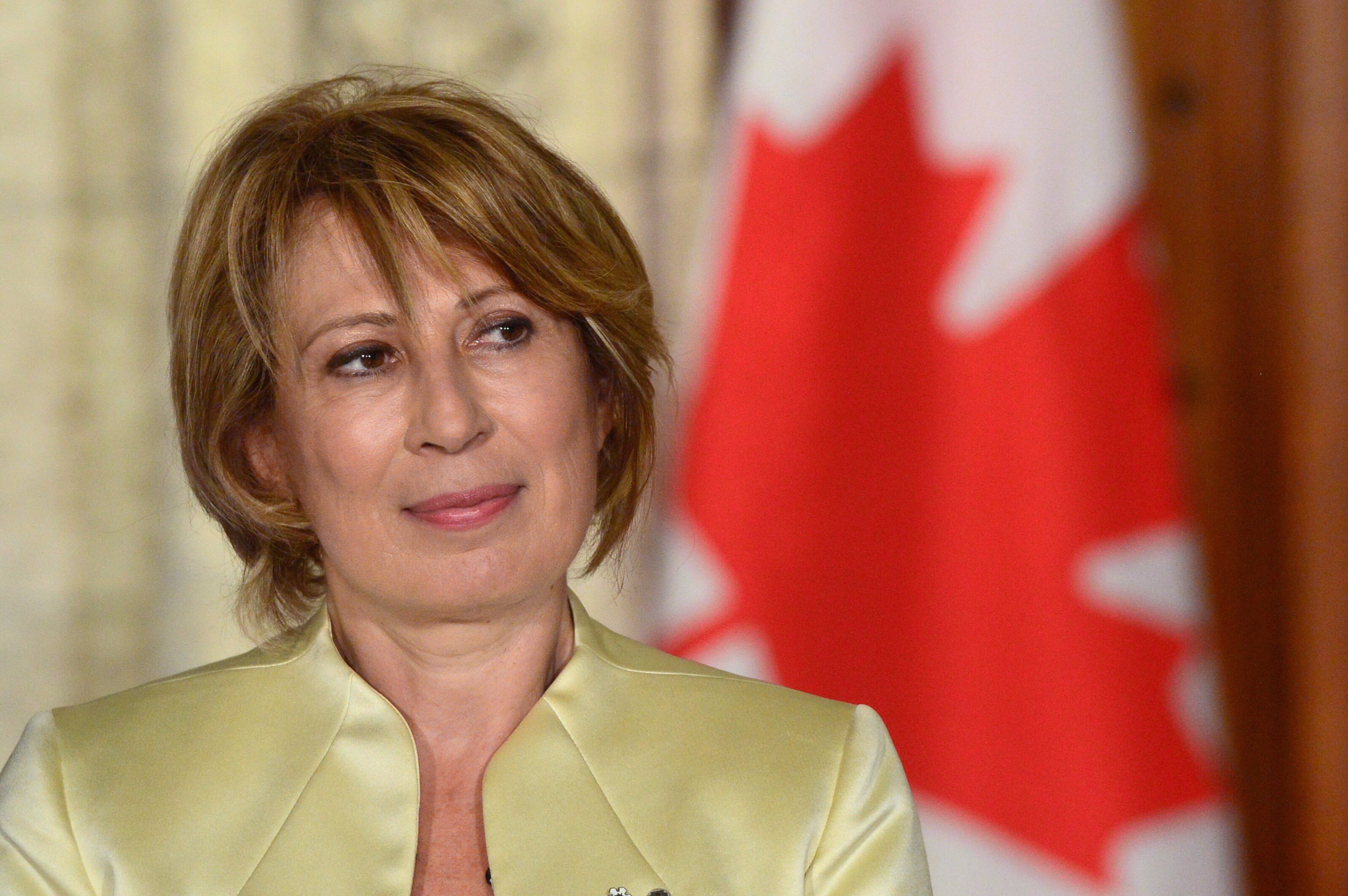 Dr. Mona Nemer was appointed as Canada's chief science adviser in September. (THE CANADIAN PRESS/Sean Kilpatrick)