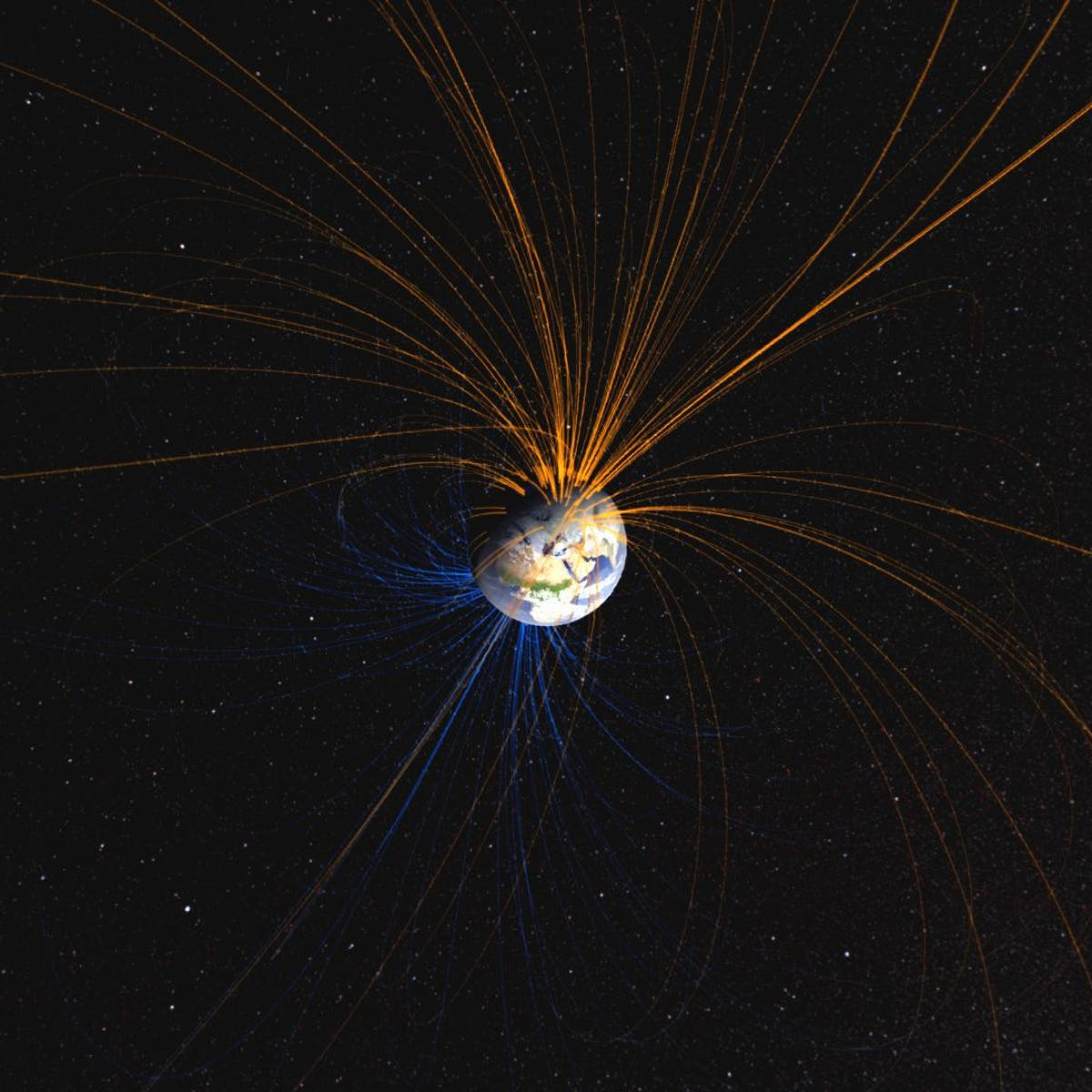 Mysterious 'geomagnetic spike' 3,000 years ago challenges