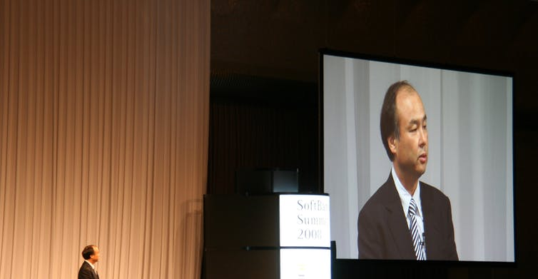What we can learn from Softbank's Masayoshi Son — the