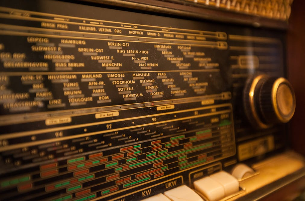 DAB radio was the future     until live streaming and