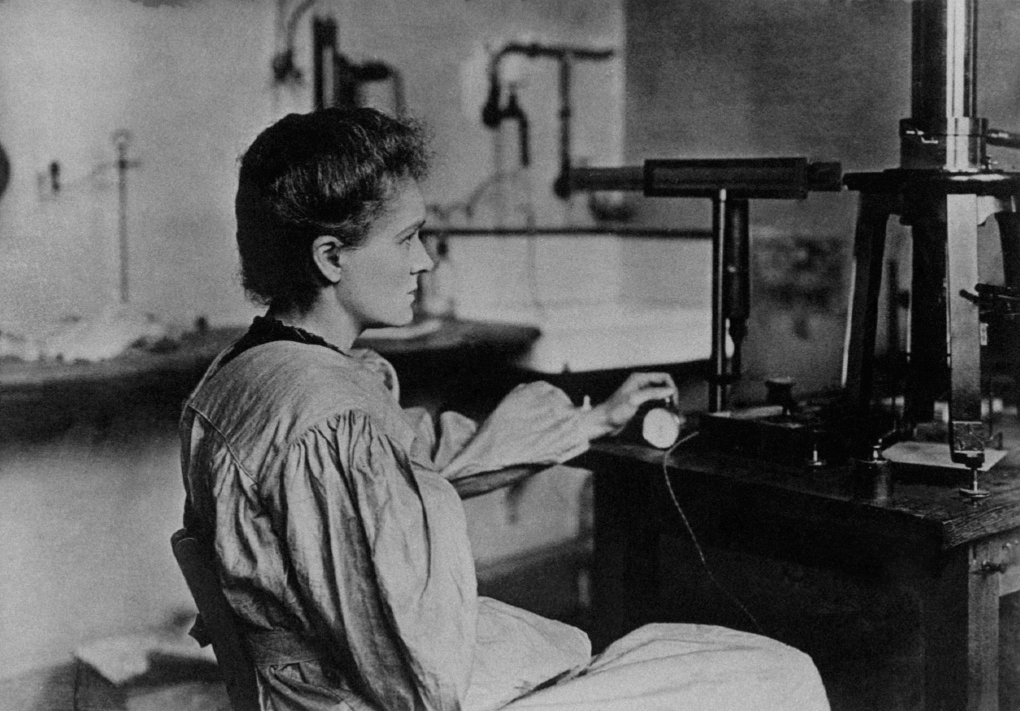 To acquire Power: in Women Marie Curie pictures trends