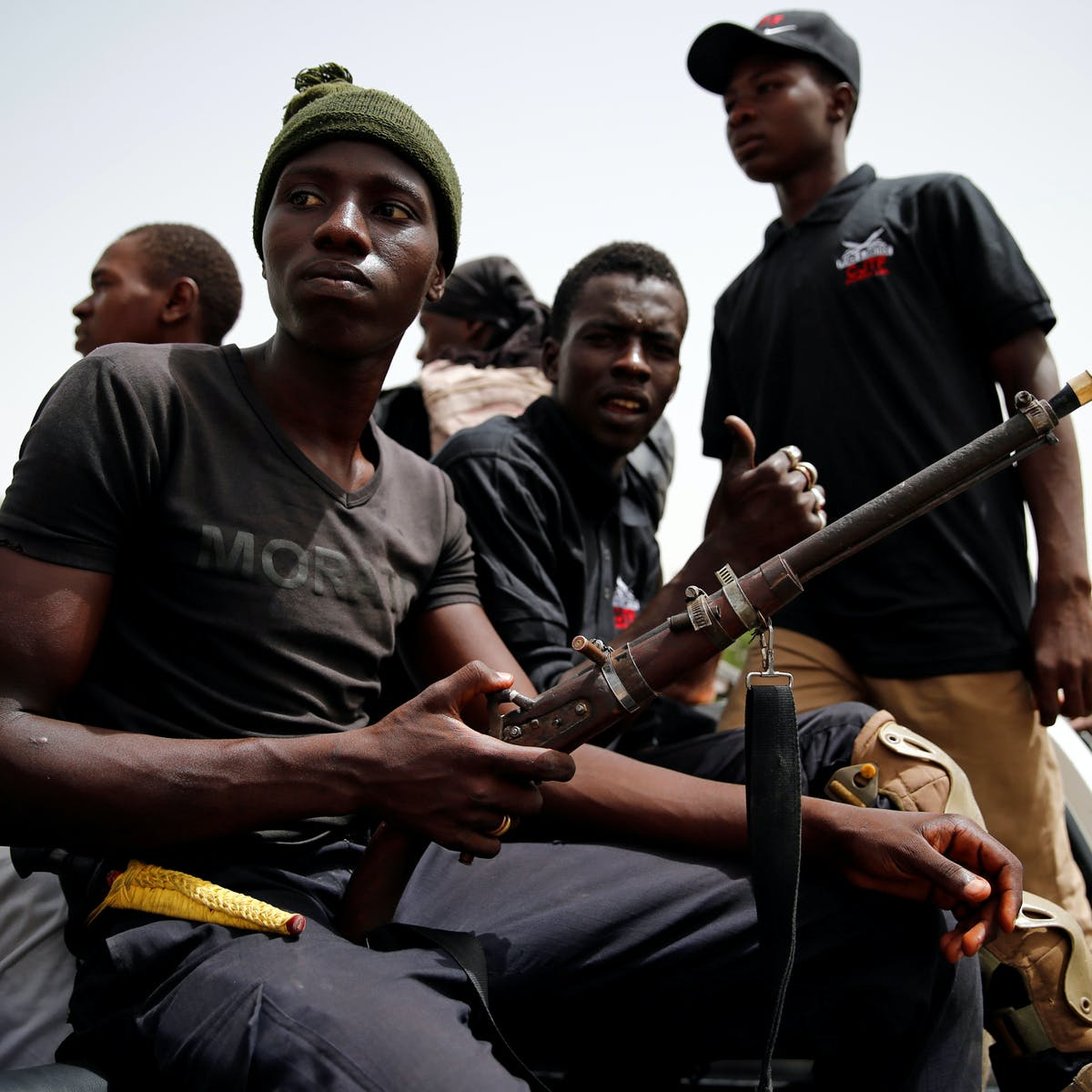 Vigilantism is flourishing in Nigeria – with official support