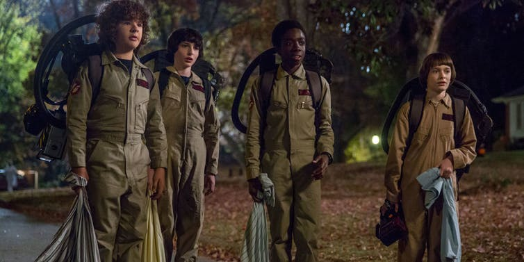 Stranger Things, saison 2, épisode 2 : « Trick or Treat Freak »